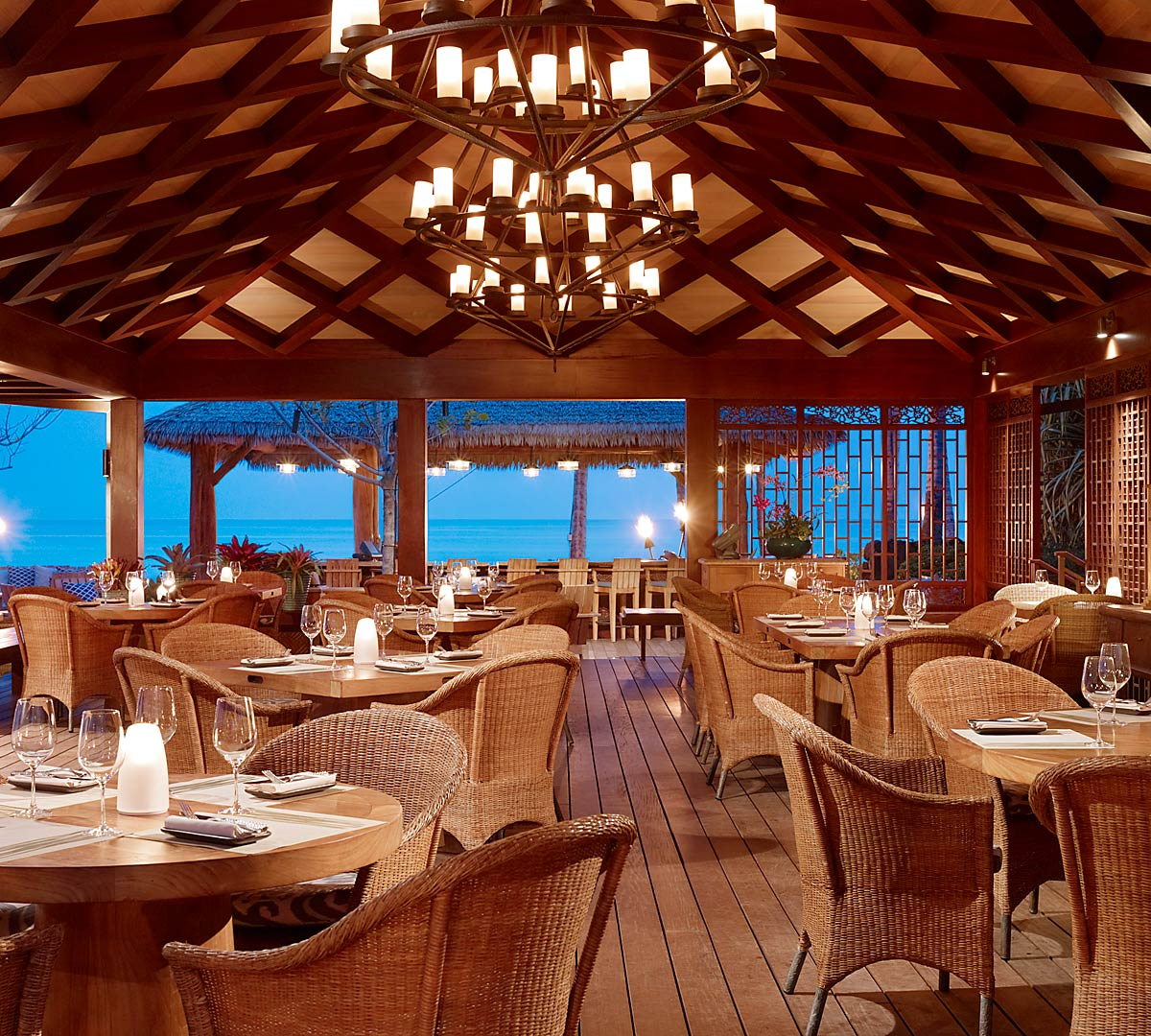 Four Season Hualalai Restaurants Best