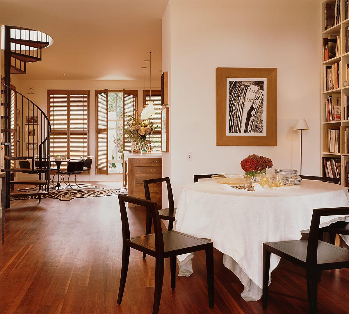 Cumberland San Francisco - interior design by BAMO