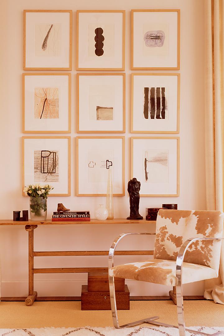 Cumberland San Francisco Living Room - interior design by BAMO